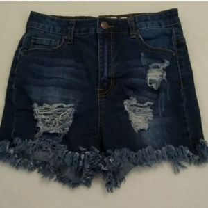 4/$25 Distressed Shorts Jeans